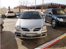 Nissan Tino, 2005