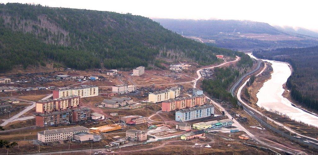 иркутская обл поселок ния фото что