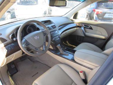 Acura MDX, 2010