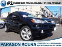 Acura RDX, 2008