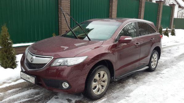 Acura RDX 2014 - отзыв владельца