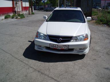 Acura TL 2002 отзыв автора | Дата публикации 11.11.2011.