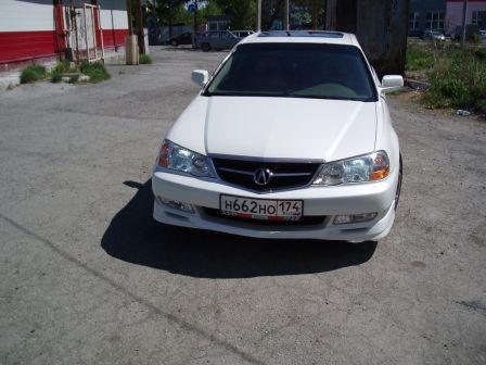 Acura TL 2002 - отзыв владельца