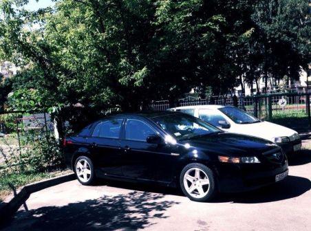 Acura TL 2004 - отзыв владельца