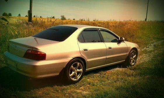 Acura TL 2000 - отзыв владельца