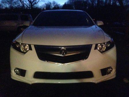 Acura TSX 2012 - отзыв владельца