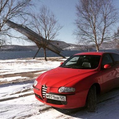 Alfa Romeo 147 отзыв автора | Дата публикации 09.02.2015.