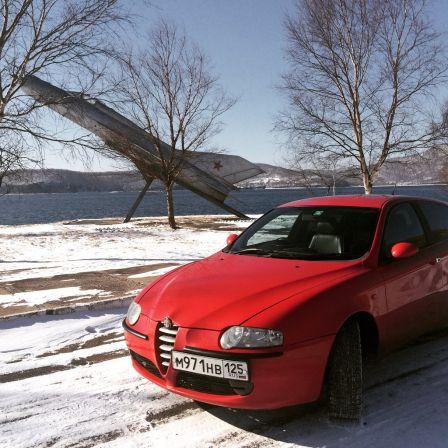 Alfa Romeo 147  - отзыв владельца