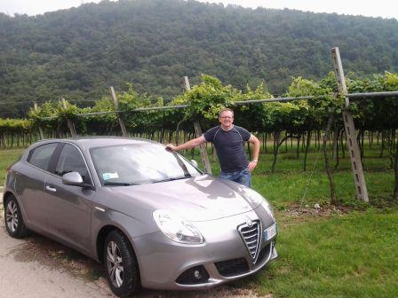 Alfa Romeo Giulietta 2013 - отзыв владельца