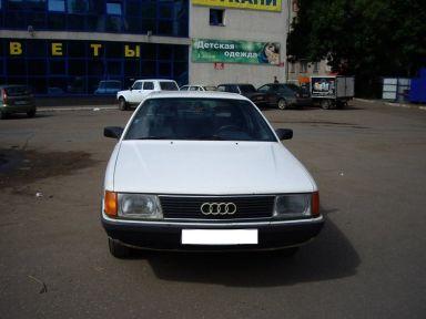 Audi 100 1984 отзыв автора | Дата публикации 25.08.2012.