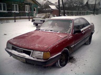 Audi 100, 1985