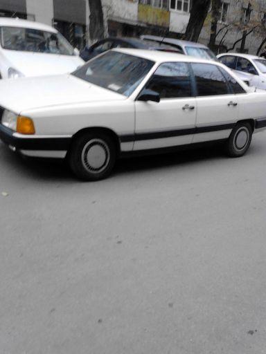 Audi 100 1983 отзыв автора | Дата публикации 12.02.2014.