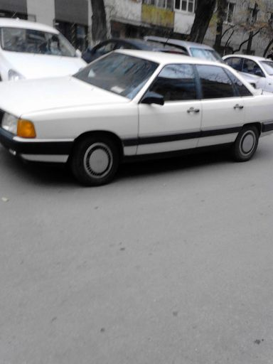 Audi 100, 1983