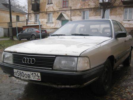 Audi 100 1984 - отзыв владельца