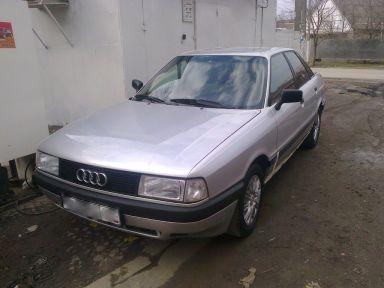Audi 80 1990 отзыв автора | Дата публикации 16.12.2013.