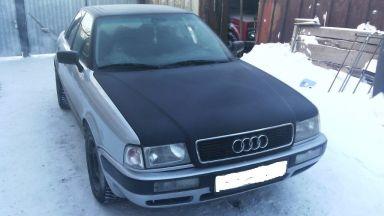 Audi 80 1994 отзыв автора | Дата публикации 22.12.2014.