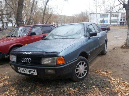 Audi 80 1989 - отзыв владельца