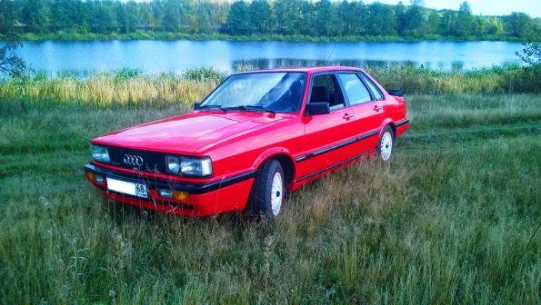 Audi 80 1984 - отзыв владельца