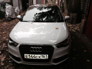Audi A1 2012 отзыв автора | Дата публикации 26.10.2013.