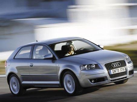 Audi A3 2007 - отзыв владельца