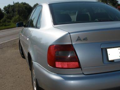 Audi A4 1997 отзыв автора | Дата публикации 01.04.2014.