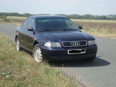 Audi A4 1997 отзыв автора | Дата публикации 29.12.2014.