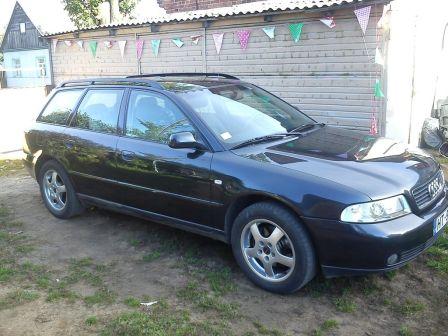 Audi A4 1999 - отзыв владельца