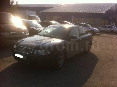 Audi A4 2003 - отзыв владельца