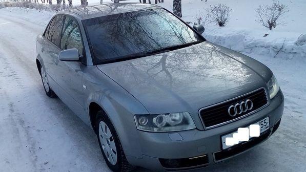 Audi A4 2001 - отзыв владельца