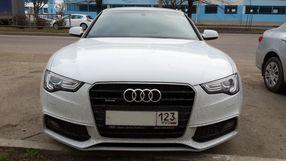 Audi A5, 2013