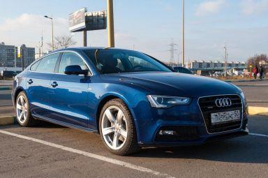 Audi A5 2013 отзыв автора | Дата публикации 05.11.2013.