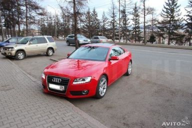 Audi A5 2010 отзыв автора | Дата публикации 07.02.2014.