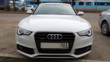 Audi A5 2013 отзыв автора | Дата публикации 03.03.2014.