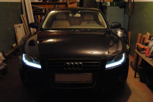 Audi A5 2009 - отзыв владельца