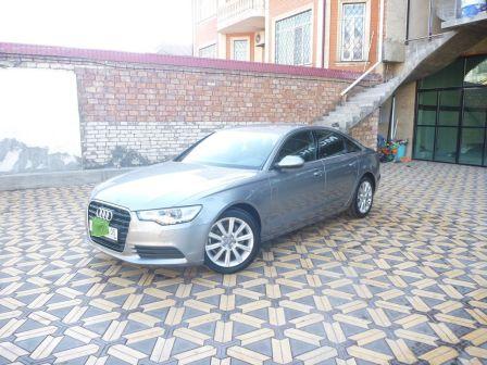 Audi A6 2013 - отзыв владельца