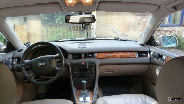 Audi A6 1999 - отзыв владельца