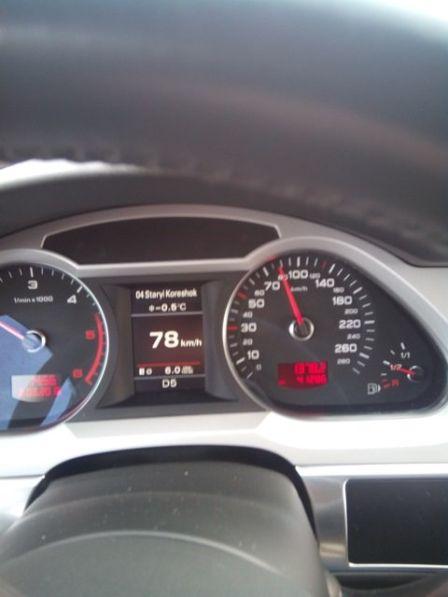 Audi A6 allroad quattro 2010 - отзыв владельца