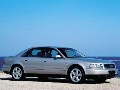 Audi A8, 1998