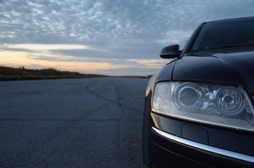 Audi A8 2005 - отзыв владельца