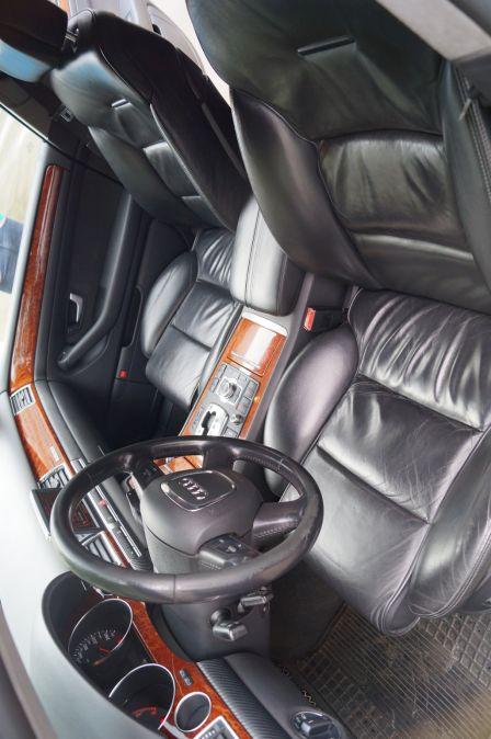 Audi A8  - отзыв владельца