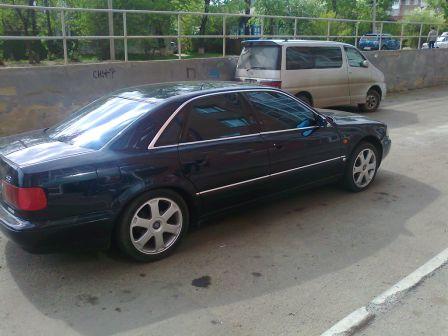 Audi A8 1998 - отзыв владельца