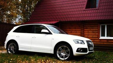 Audi Q5 2010 отзыв автора | Дата публикации 15.01.2014.