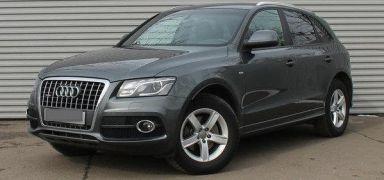 Audi Q5 2010 отзыв автора | Дата публикации 10.04.2014.