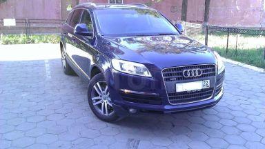 Audi Q7 2007 отзыв автора | Дата публикации 02.09.2014.