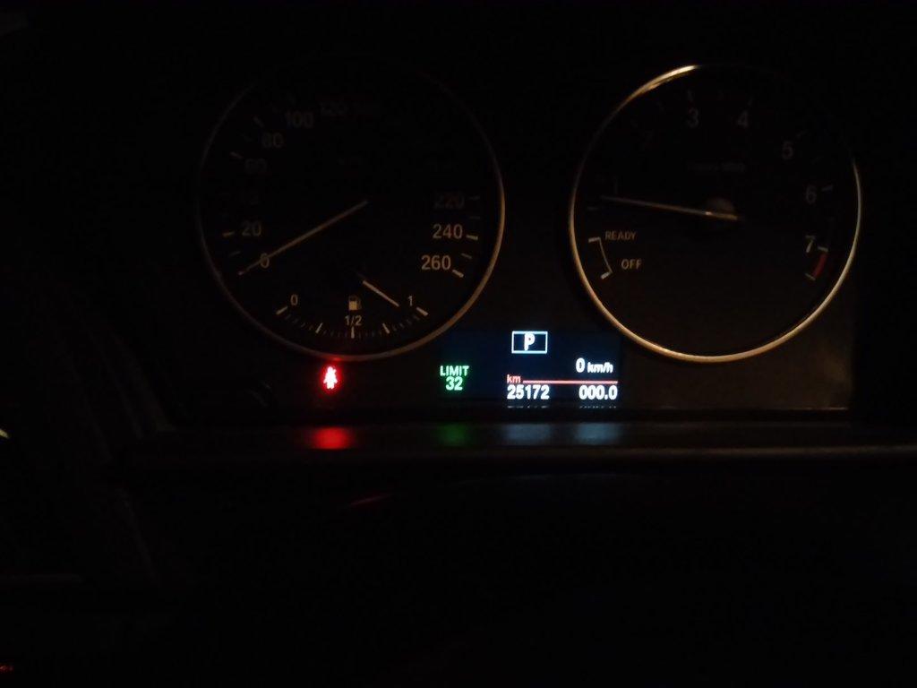 Активированный ограничитель скорости