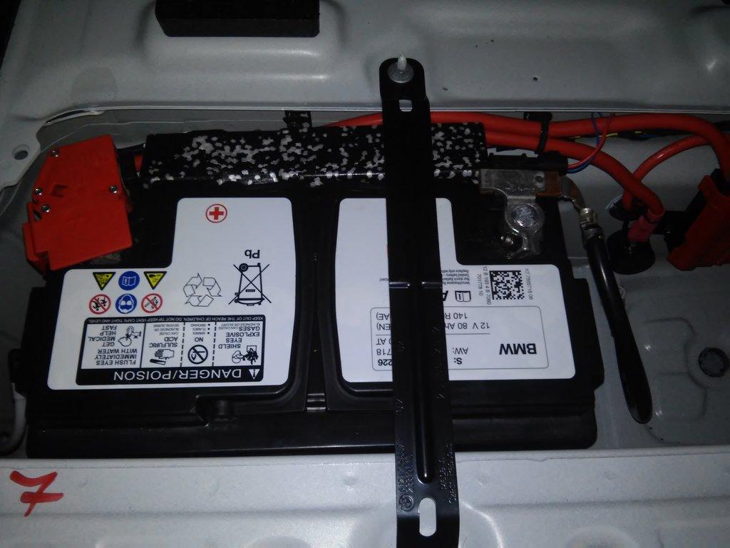 Аккумулятор AGM 80Ач