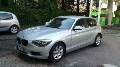 BMW 1-Series 2013 отзыв автора | Дата публикации 16.10.2013.