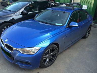 BMW 3-Series, 2013
