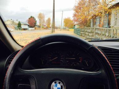 BMW 3-Series 1991 отзыв автора | Дата публикации 22.12.2014.