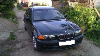 BMW 3-Series, 1998